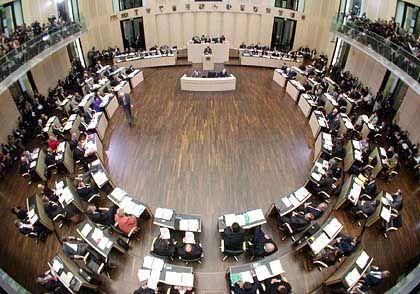 Bundesratsplenum: Bald weniger Sitzplätze erforderlich?