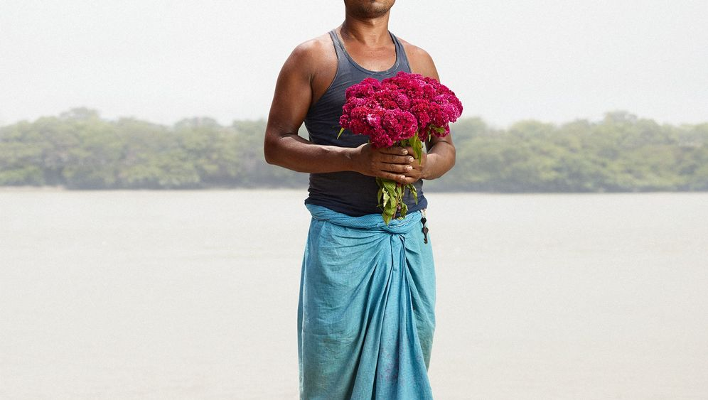 Hibiskus, Geranien und Rosen: Die Blumenverkäufer von Kolkata