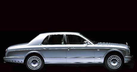 Silver Seraph: Die Marke Rolls Royce gehört bald zu BMW