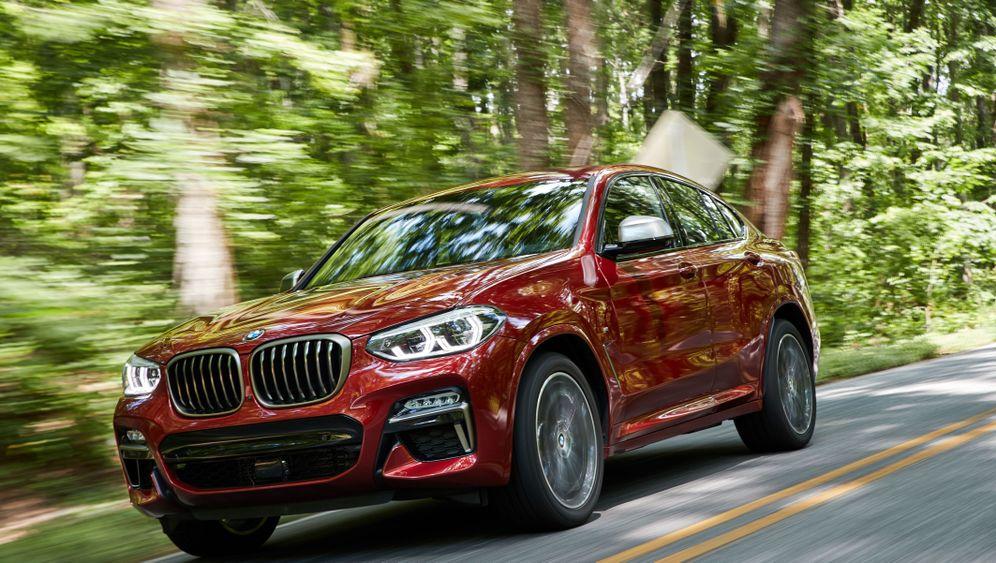 Autogramm BMW X4: Was kost' die Welt
