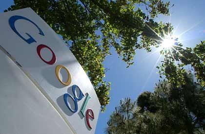 Google-Zentrale (im kalifornischen Mountain View): Strategie gegen Microsoft