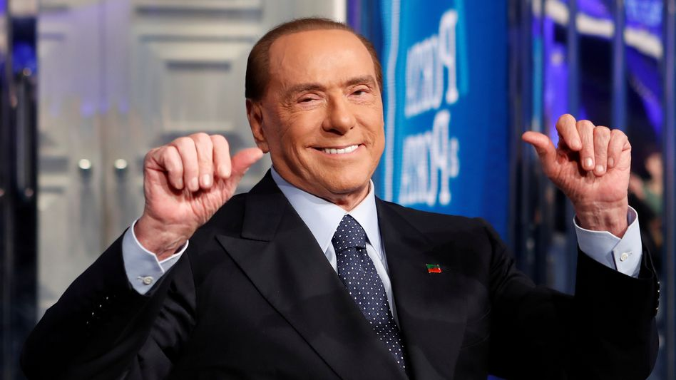 Ex-Premier Berlusconi: Nächster Karriereschritt Staatspräsident?