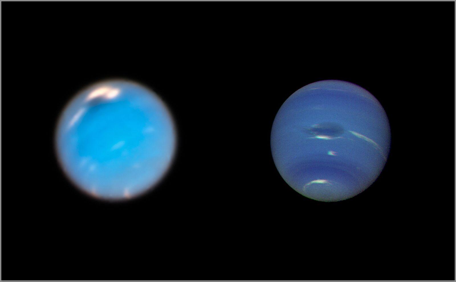 Sturm auf Neptun