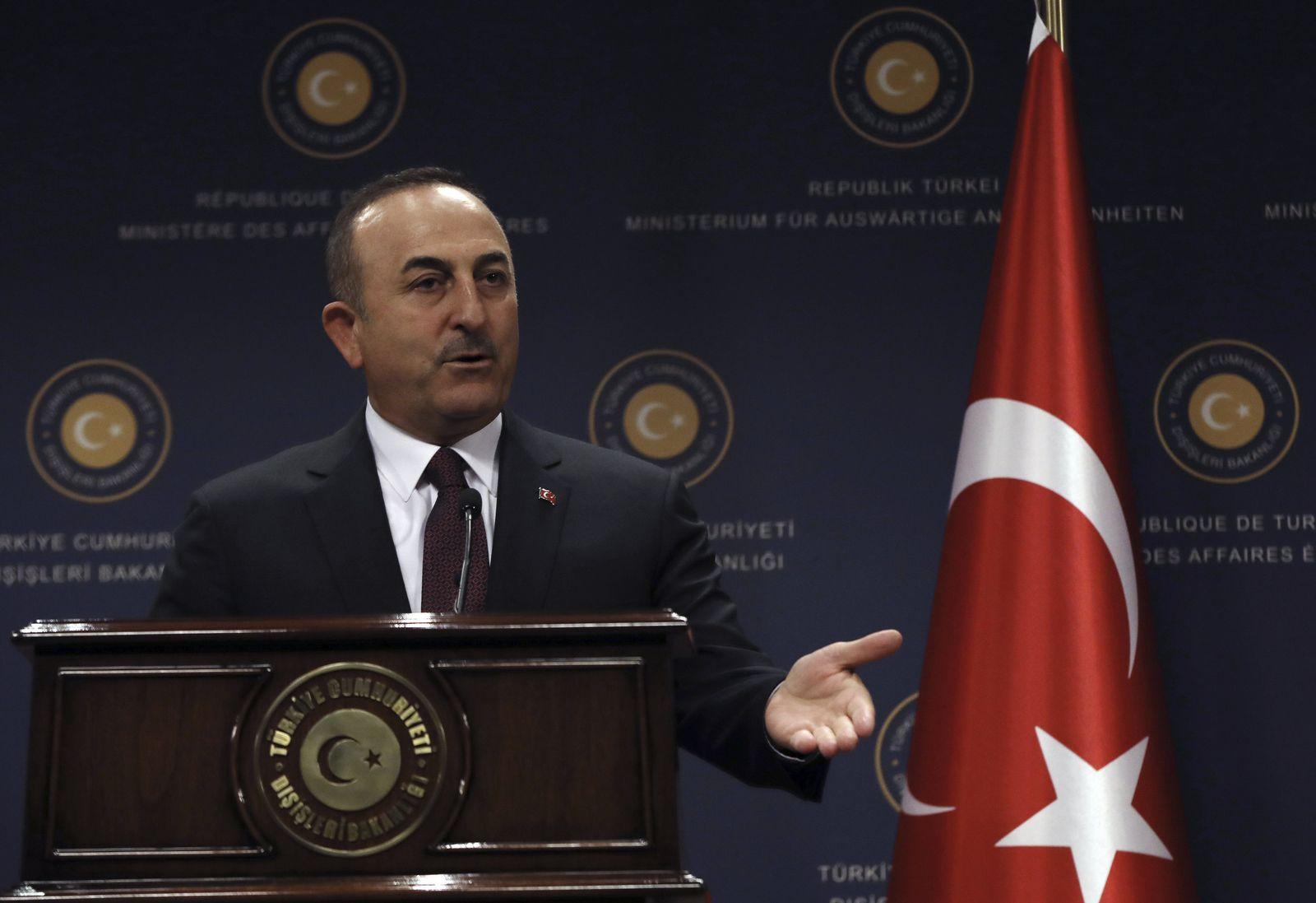 Turkey Germany Syria