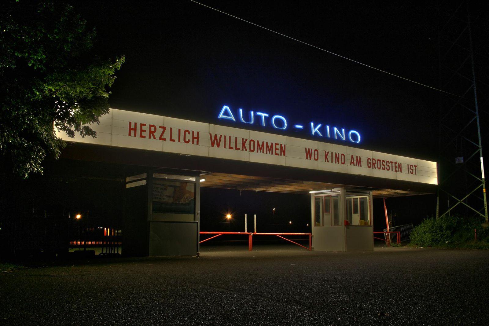 NUR FÜR EINESTAGES - Autokino Köln