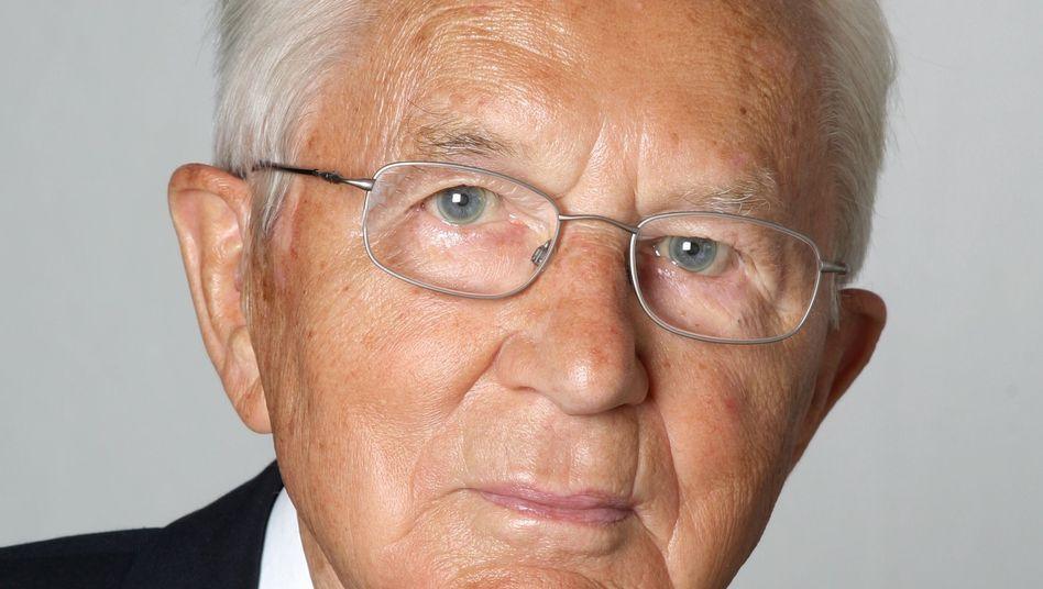 Karl Albrecht: Erfinder des schnörkellosen Einkaufs