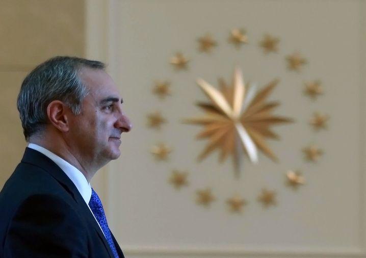 Israels Botschafter Eitan Naeh