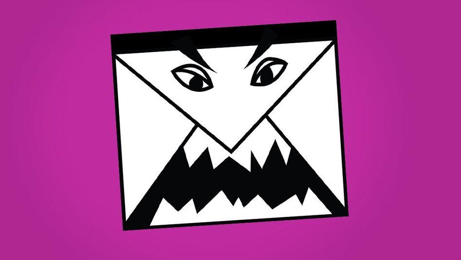 ScareMail-Logo: Schlüsselwörter für die NSA-Überwachung