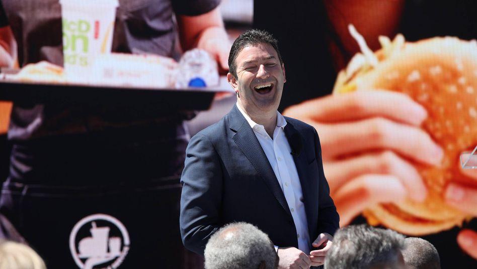 Ex-McDonald's-Manager Easterbrook: Neue Informationen