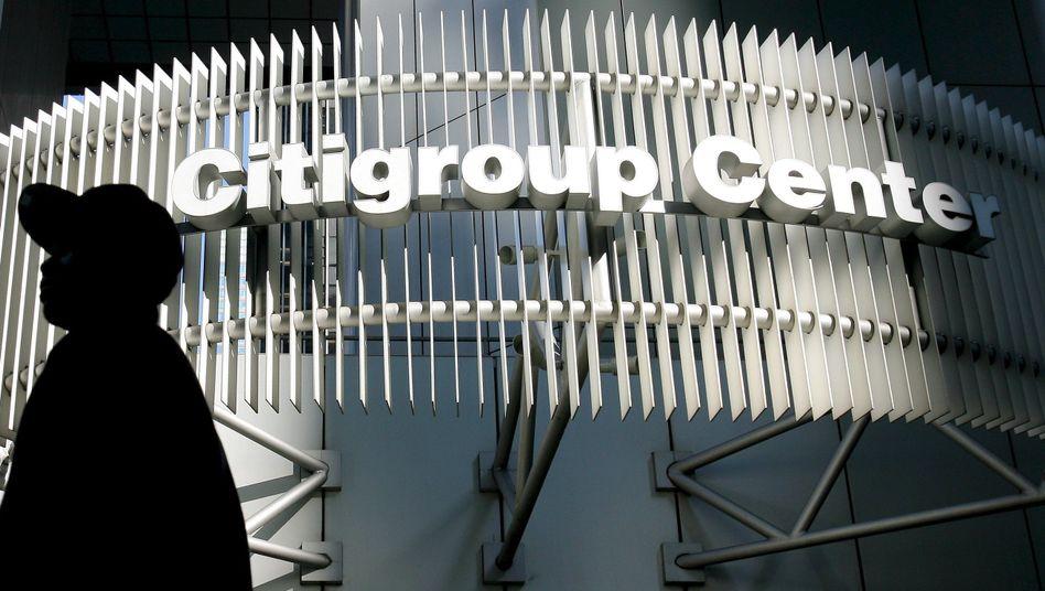 Citigroup: Einst der größte Finanzkonzern der Welt