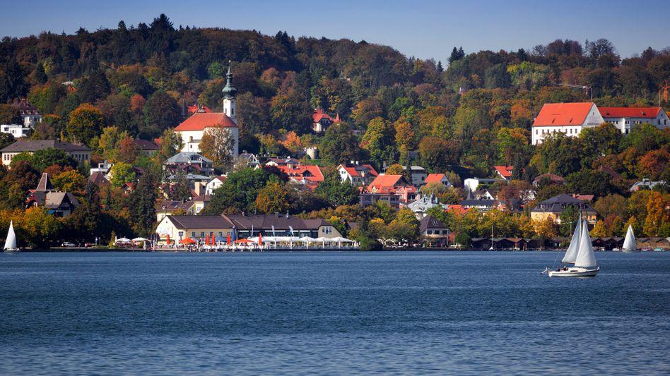 Häuser am Starnberger See