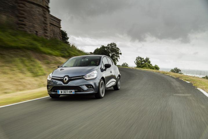 Der aktuelle Renault Clio
