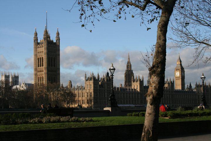 London: Herbstlicher Städtebummel