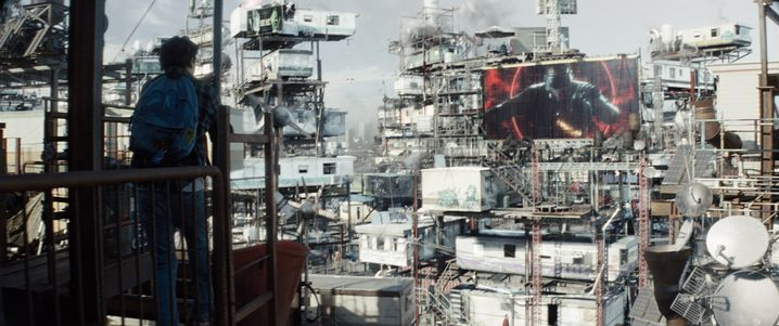"""Trailerpark in """"Ready Player One"""""""