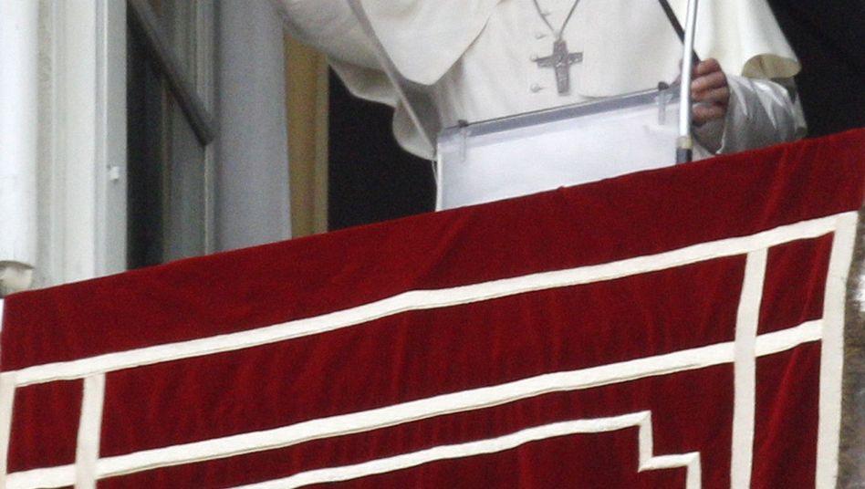Papst Franziskus beim Mittagsgebet: Lebensmittelspekulation ist ein Skandal