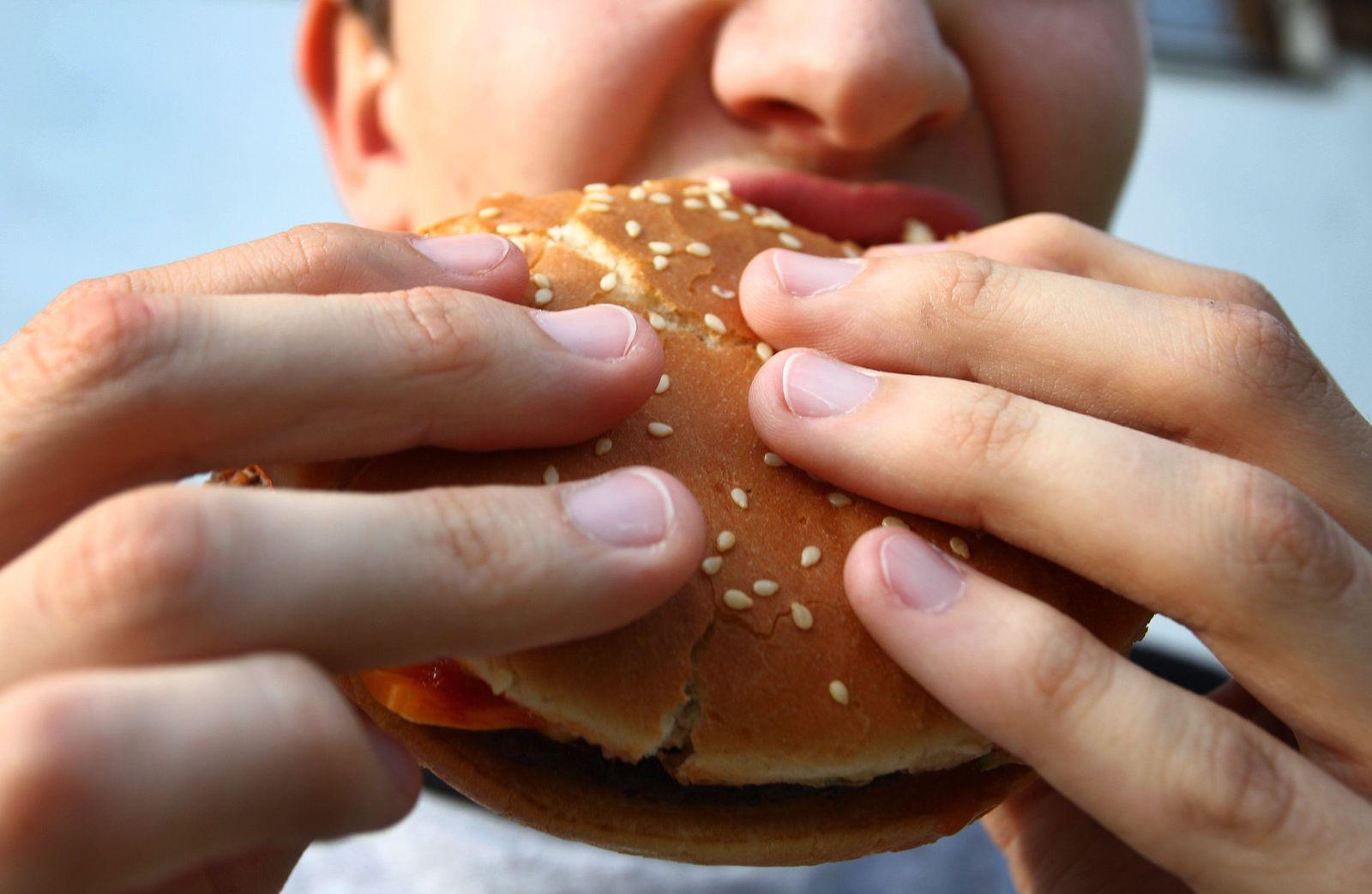 Fastfood Ernährung