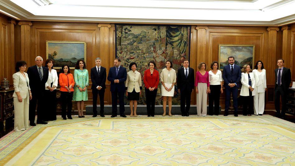Spanisches Kabinett