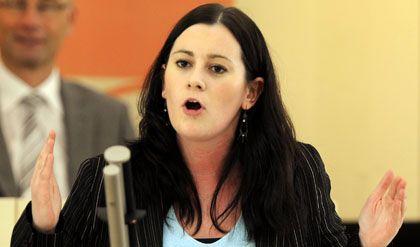 Landtagsabgeordnete Janine Wissler: Blitzaufstieg dank mächtiger Förderer