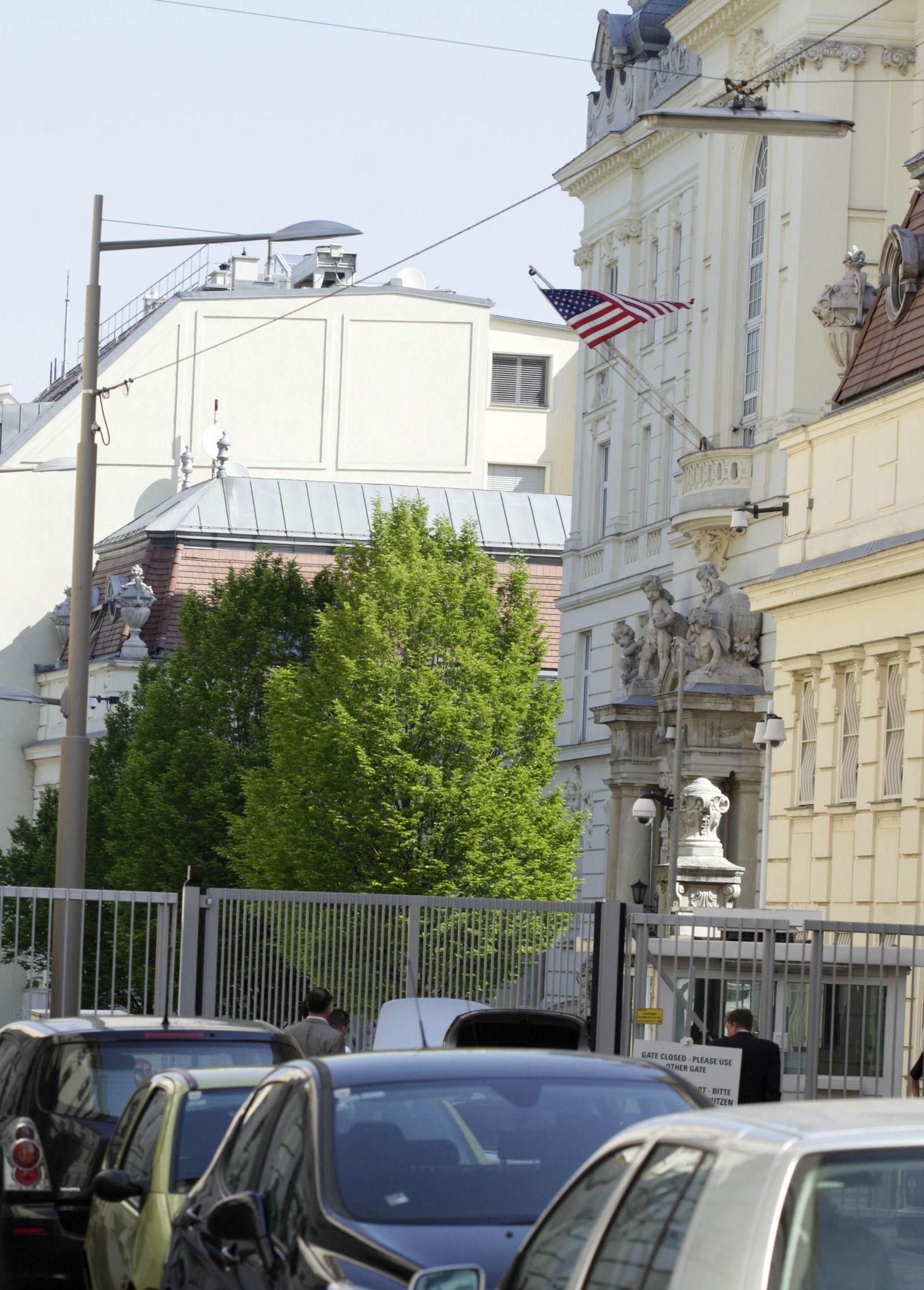 US-Botschaft in Wien