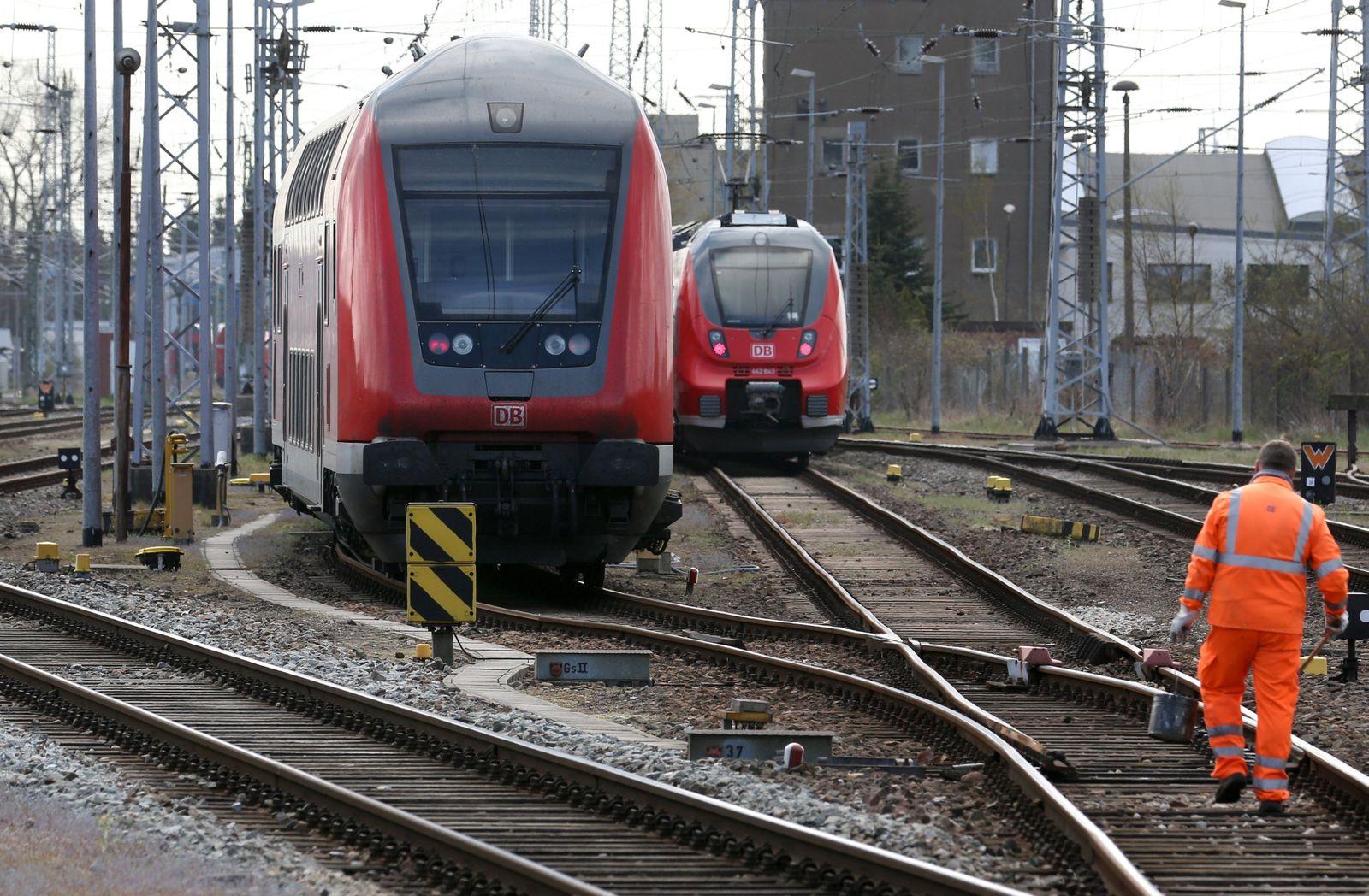 Zusätzliche Züge in MV