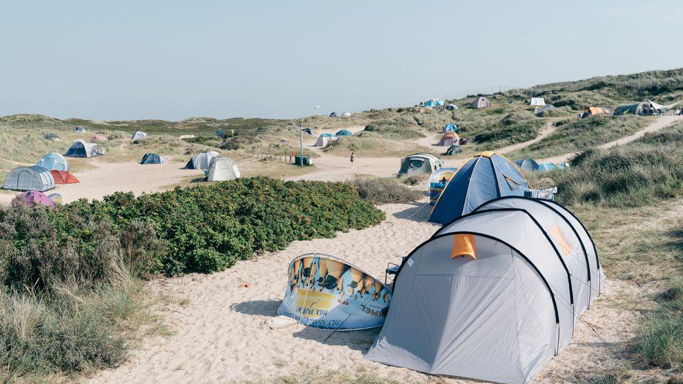 """Camping: """" Im besten Fall werden sie mit einem unvergesslichen Erlebnis belohnt"""""""