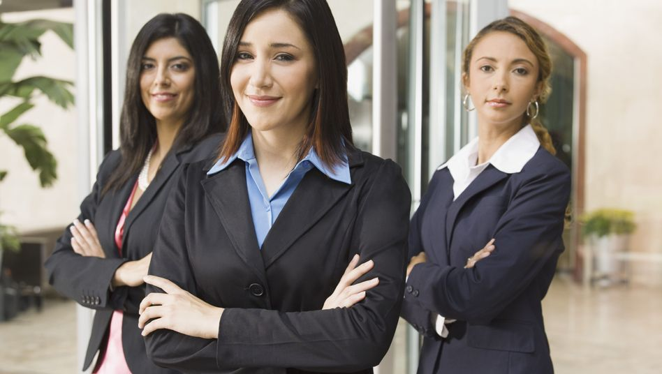 Wird es für junge Frauen leichter als für ihre Mütter, Karriere zu machen?
