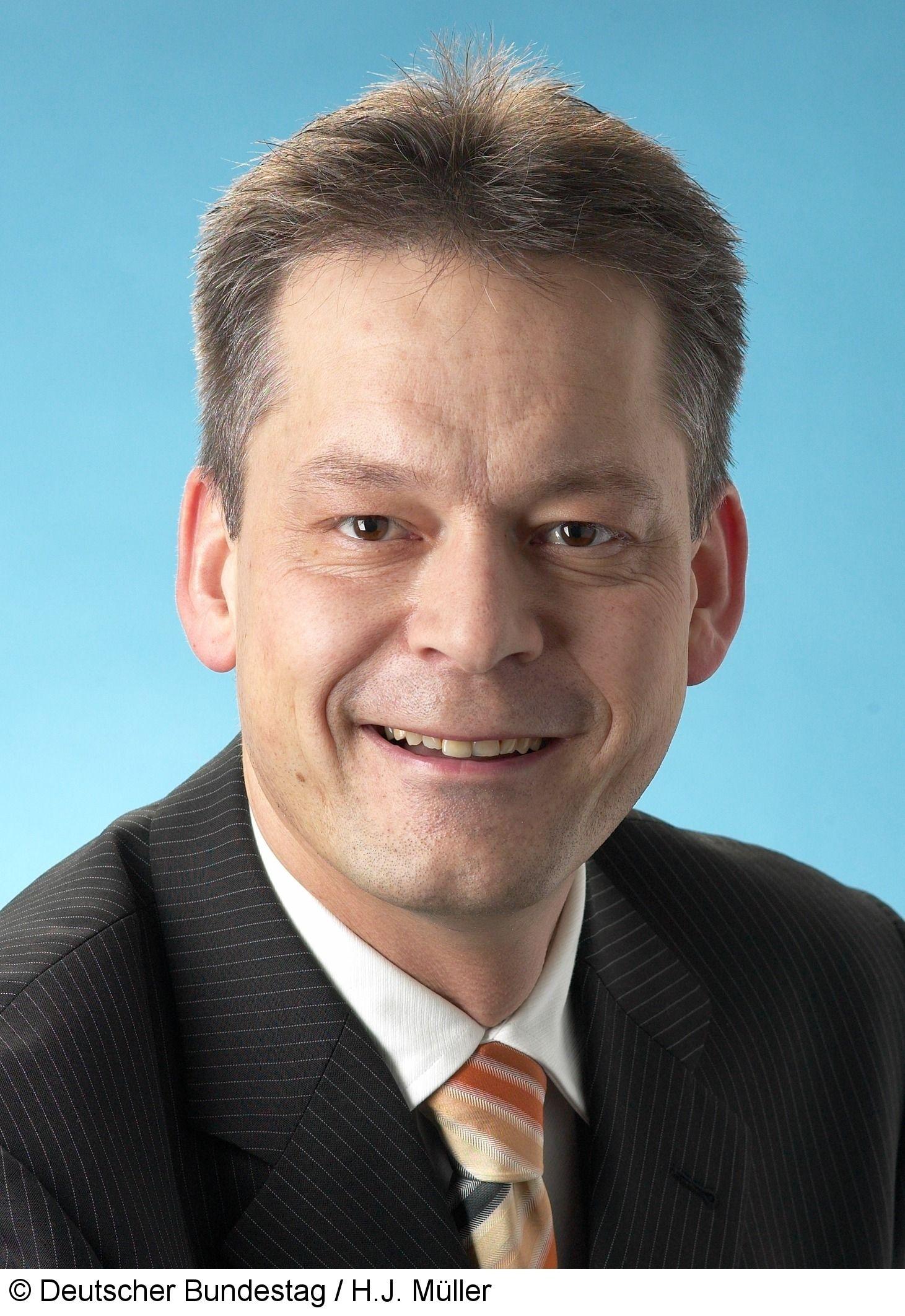 EINMALIGE VERWENDUNG Jürgen Herrmann / CDU