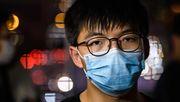 Hongkonger Aktivist Wong bekennt sich schuldig