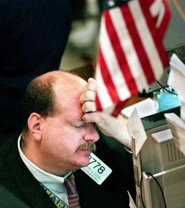 . . . oder an der Wall Street