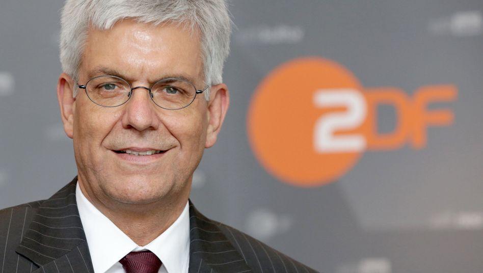 ZDF-Intendant Bellut: Wechselwähler sollen über aktuelles Stimmungsbild informiert werden