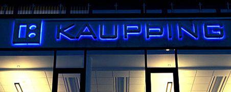 Die Zentrale der Kaupthing-Bank in Island: Deutsche Zentrale vorerst nicht mehr im Einsatz