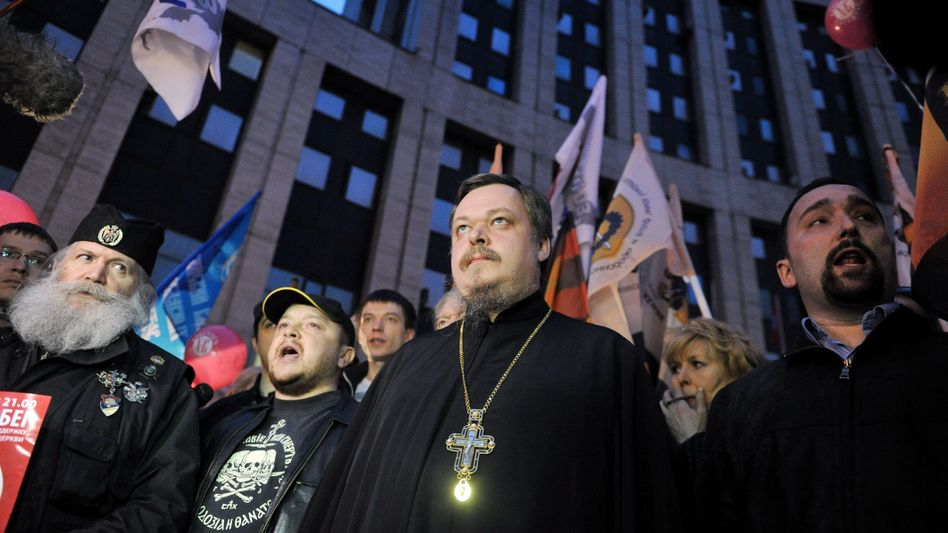 Wselowod Tschaplin: Ein Referendum soll über die Legalität von Homosexualität in Russland entscheiden