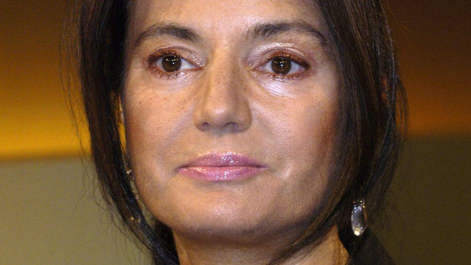 Margarita Mathiopoulos: Westerwelle-Vertraute im Titelkampf