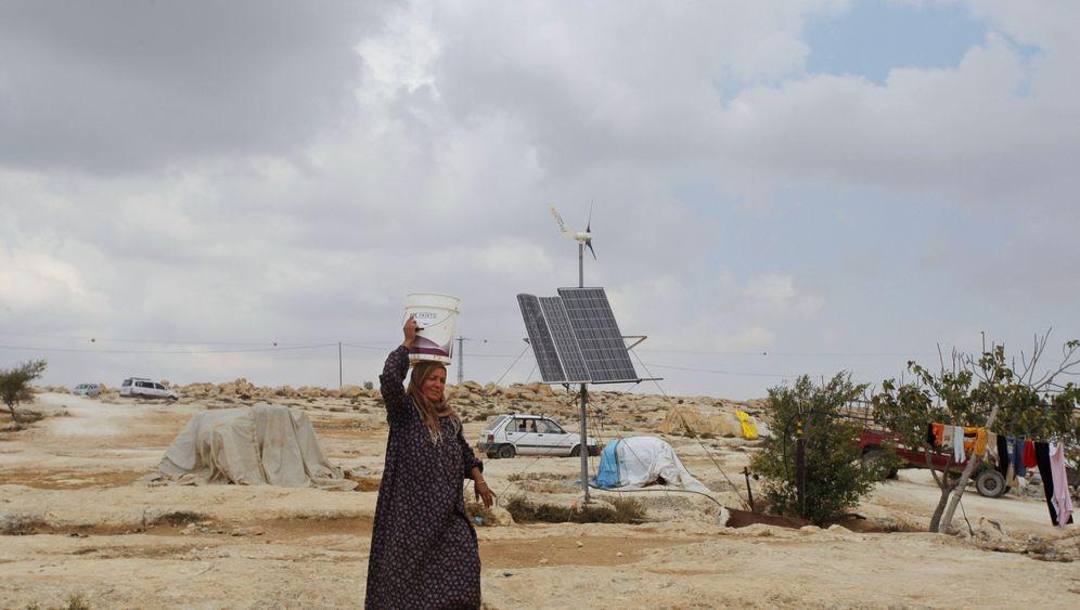 Westjordanland: Solarstrom für die Palästinenser