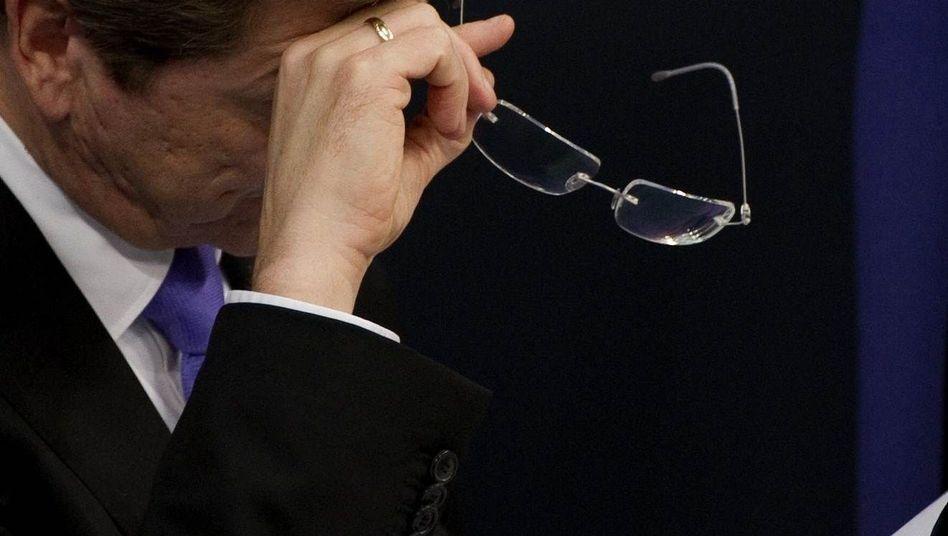 Guido Westerwelle: Die FDP debattiert über seinen Rückzug