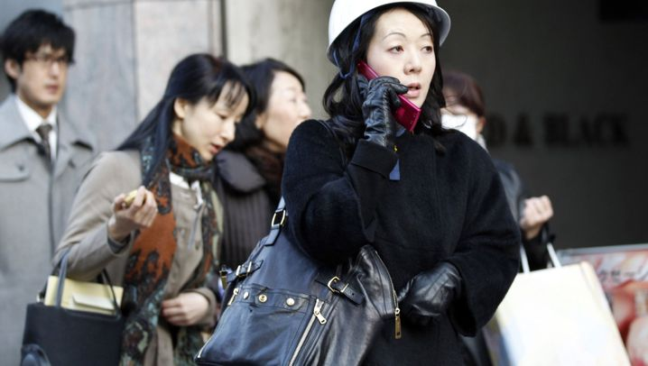 Erdbeben und Tsunami: Verwüstung in Japan
