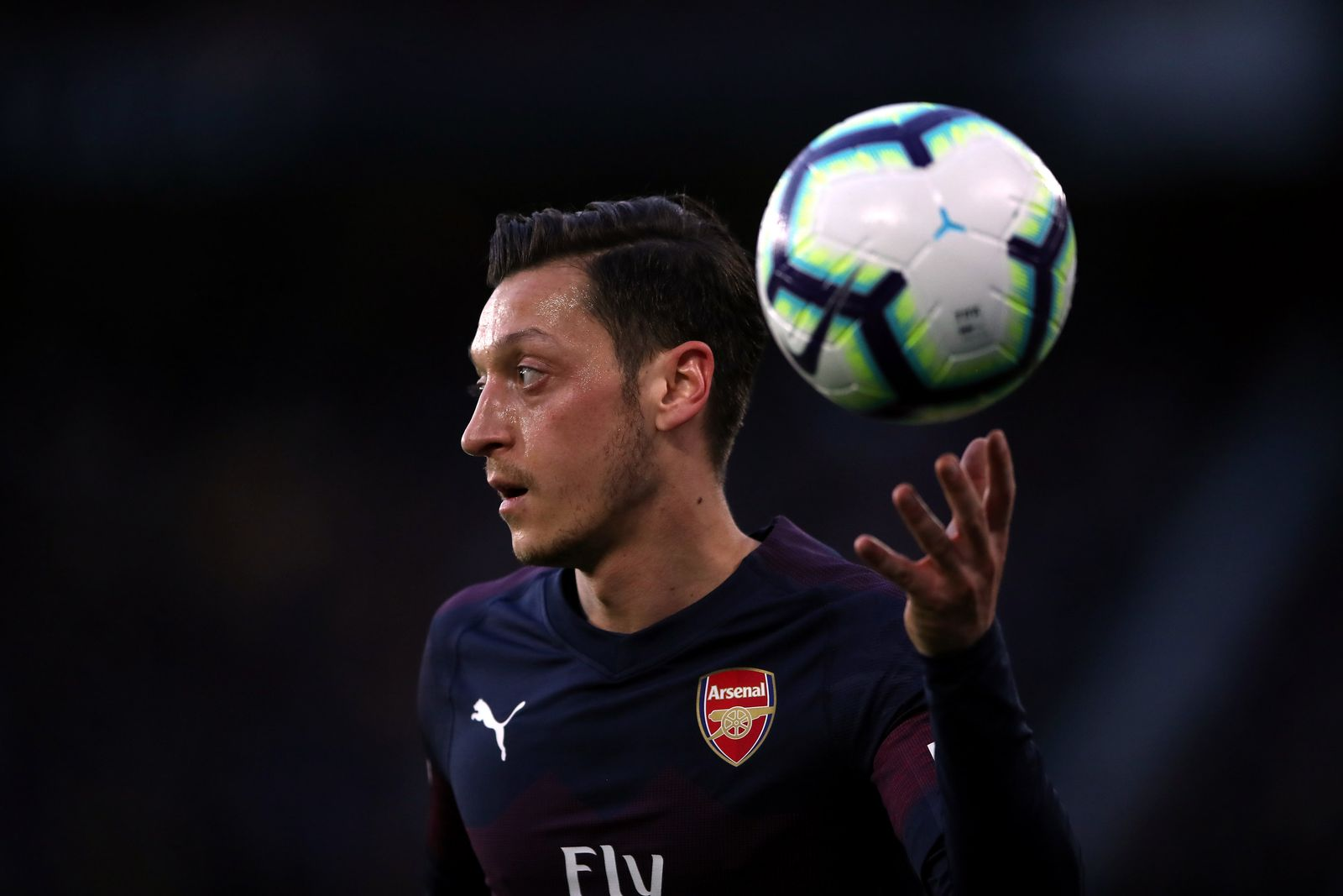 Arsenals Mesut Özil