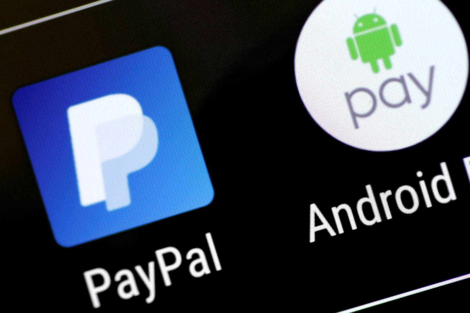 PayPal / Smartphone