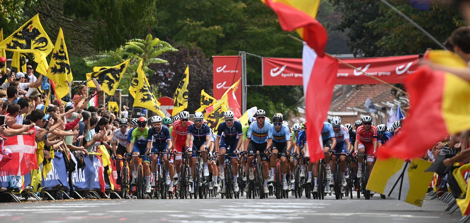 CYCLING WORLD CHAMPIONSHIPS 2021 FLANDERS ELITE