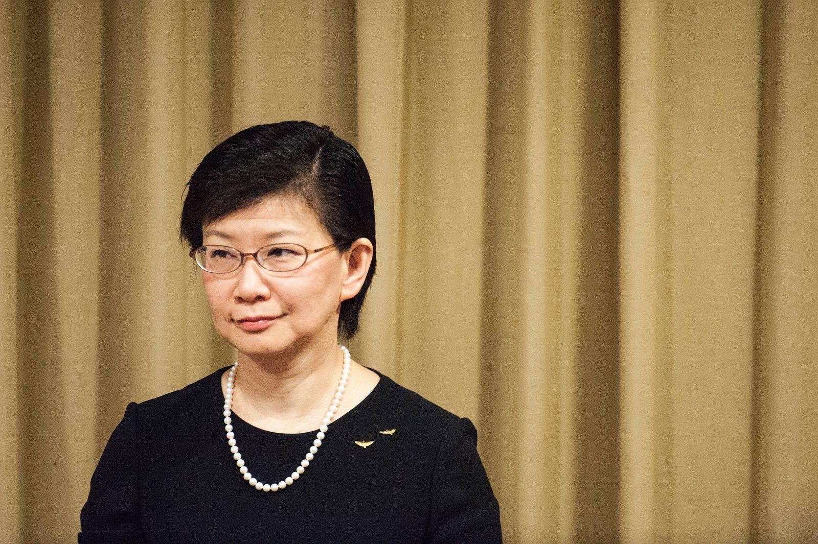 NO FRANCE NO SWITZERLAND November 10 2017 Mrs Izumi Nakamitsu UN High Representative for Dis