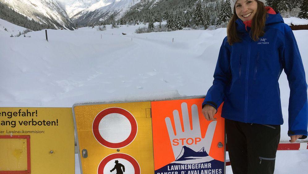 Tiroler Pitztal: Eingeschneit in Sankt Leonhard