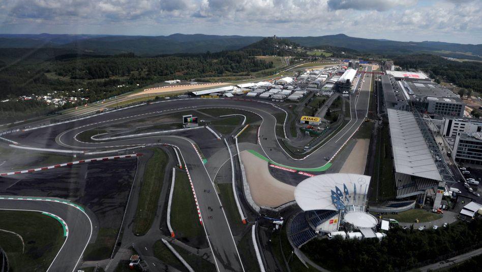 Gelände des Nürburgrings: Droht Becks Plan zu scheitern?
