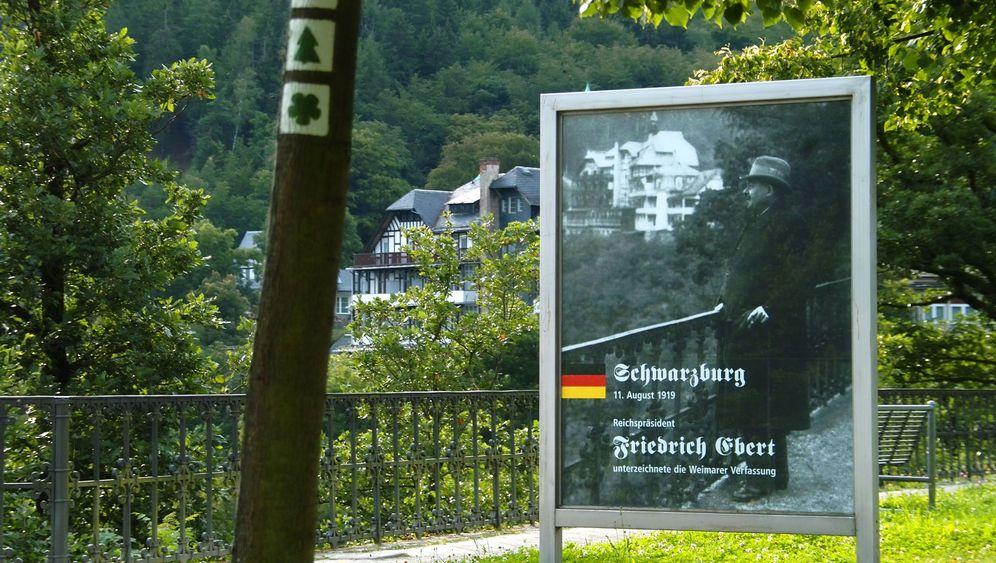 Weimarer Republik: Staatsgründung beim Erdbeereis