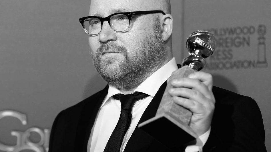 Johann Johannsson bei den Golden Globe Awards 2015