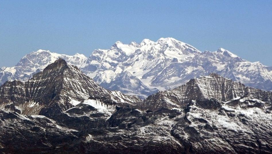 Berge im Himalaja: IPCC bedauert Fehler im Weltklimabericht von 2007