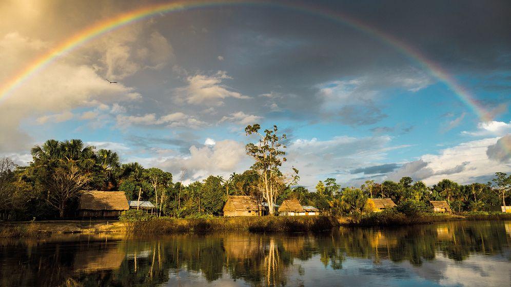 """""""100 Tage Amazonien"""": Menschen am Fluss"""