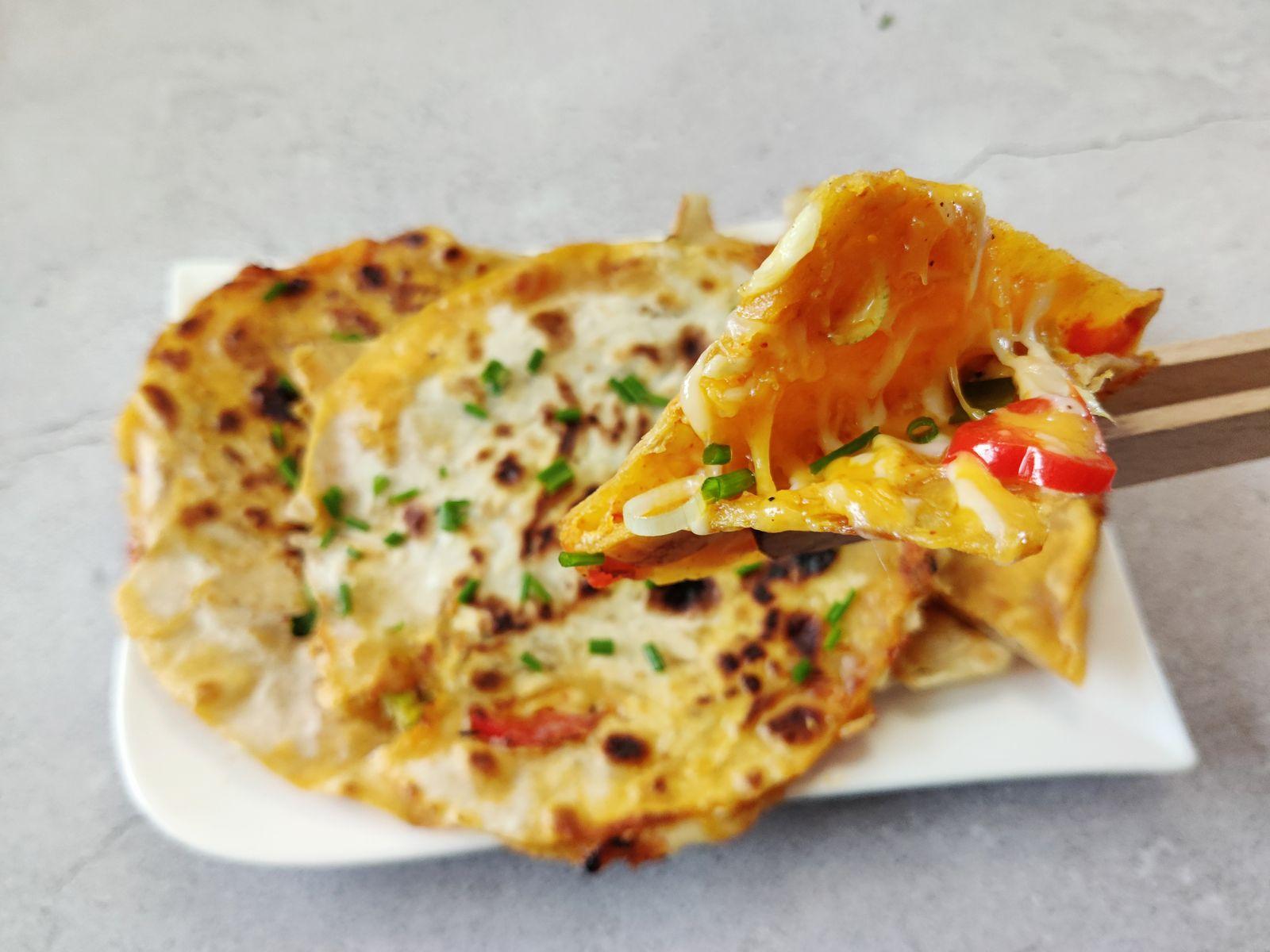 Kochen ohne Kohle / Parathas