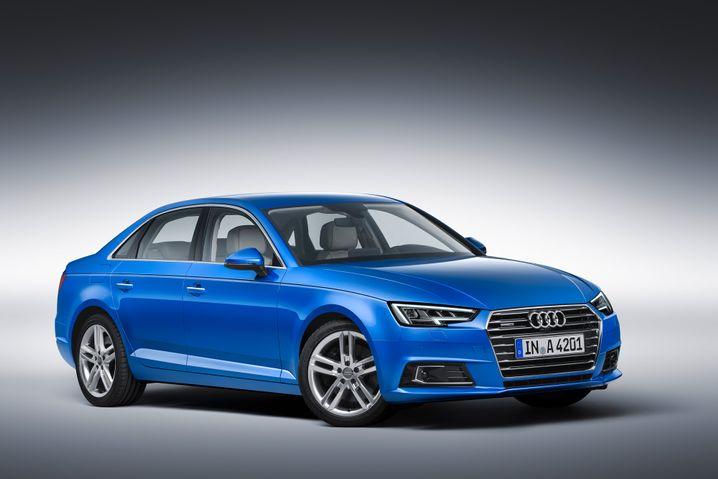 Neuer Audi A4: Aerodynamisch allerhand Feinschliff