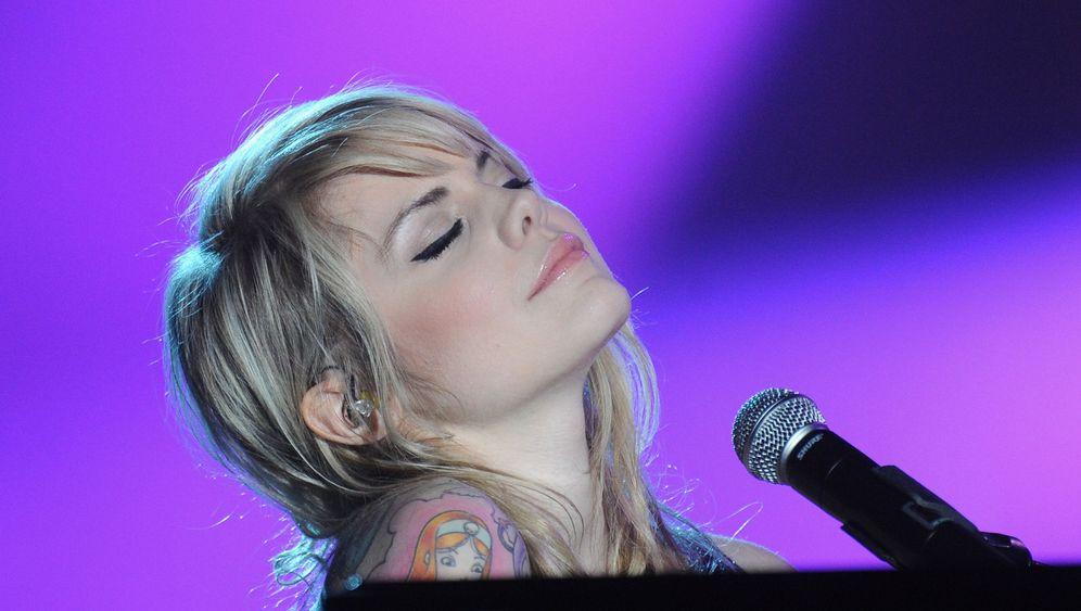 Chanson-Star Coeur de Pirate: Punk-Mädchen mit Klavier