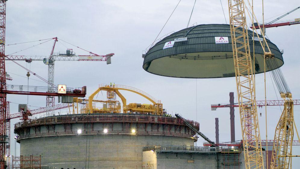 Atomindustrie: Pannen-Serie beim Bau des finnischen Vorzeigereaktors